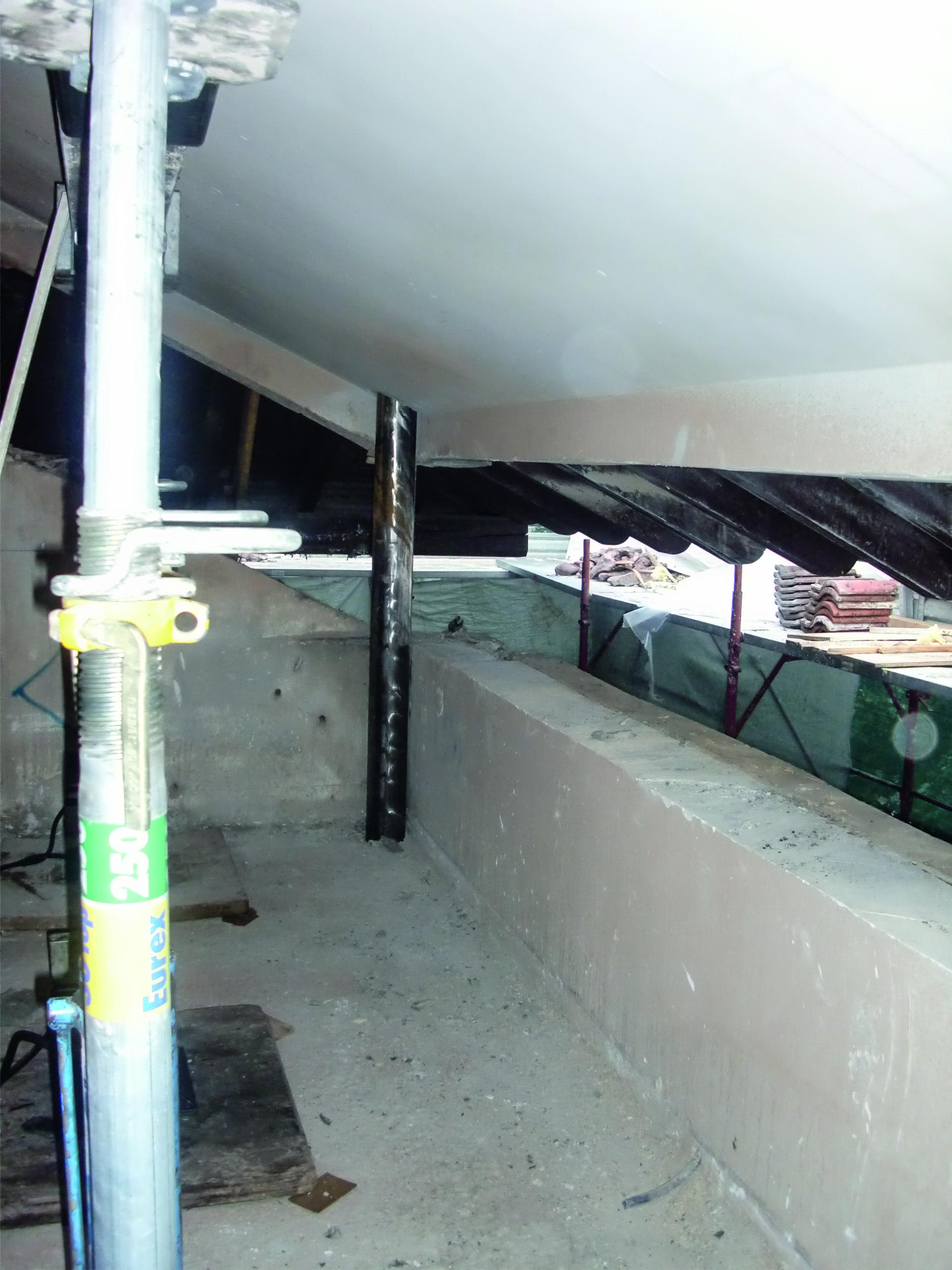 Dachanhebung Neuer Wohnraum Unterm Dach